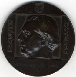 Médaille, Belgique |