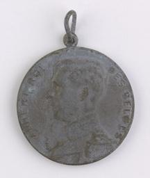 Penning, België | Albert, I (1875-1934) - Koning der Belgen. Heerser