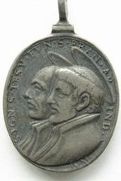 Médaille religieuse, Après 1622 |