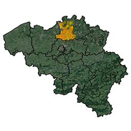 Province d'Anvers | Popp, Philippe Christian (1805-1879)