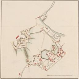 [Tournai, la citadelle] anonyme (ca 1822) |
