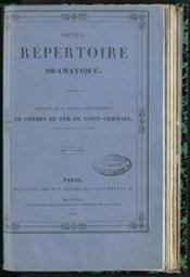Le chemin de fer de Saint-Germain à-propos vaudeville en un acte par MM. A. Salvat et Charles Henri   Salvat, Adolphe. Auteur