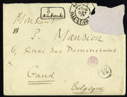 [Correspondence of Paul Mansion and notes on mathematics] = [ms. III 505] | Mansion, Paul