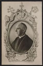 Cardinalis Mercier postcard |