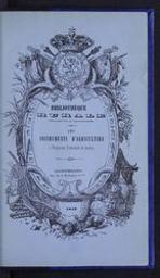 Les instruments d'agriculture à l'exposition universelle de Londres par un constructeur Belge | Stapleaux, G (flor. ca 1849-1855). Éditeur