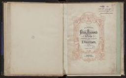 Fantasia-appassionata für Violine mit Begleitung des Orchesters oder Pianoforte Op. 35 Henry Vieuxtemps | Vieuxtemps, Henry (1820-1881)