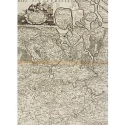 Zelanda, e Parte Orientale della Flandra Dedicate All'Illustriss. et Eccellentiss. S. Giorgio Cocco, Senatore Meritis [Vincenzo Coronelli]   Coronelli, Vincenzo Maria (1650-1718)