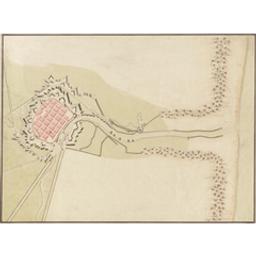 [Nieuport] Document cartographique Anonyme |