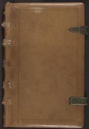 [Miscellany] = [ms. 10066-77] | Ordo Sancti Benedicti. Abbatia Sancti Laurentii (Liège). Eigendomsmerk (handgeschreven). Vorige eigenaar