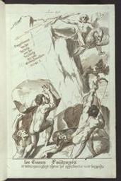 Tydsgebeurtenissen | Goetsbloets; Pierre-Antoine-Joseph. Samensteller