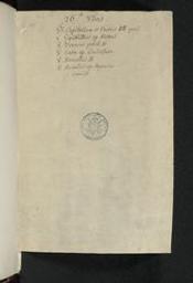 [Collectanea Bollandiana de sanctis 26i, 27i et 28i octobris] = [ms. 8922-24] | Bollandistes (Anvers). Propriétaire précédent